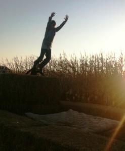 n8 jumping